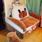 детские кресла кровати декор