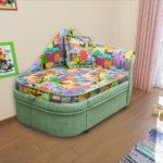 детские кресла кровати фото