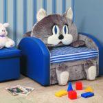 детские кресла кровати варианты фото
