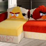 детские кресла кровати дизайн фото