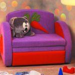 детские кресла кровати виды оформления