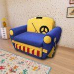 детские кресла кровати дизайн идеи