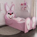 детские кровати с бортиками от 3 лет декор фото