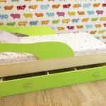детские кровати с бортиками от 3 лет фото декор