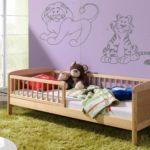 детские кровати с бортиками от 3 лет фото декора