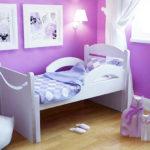 детские кровати с бортиками от 3 лет идеи декора