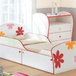детские кровати с бортиками от 3 лет интерьер фото