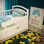 детские кровати с бортиками от 3 лет идеи