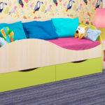 детские кровати с бортиками от 3 лет интерьер идеи