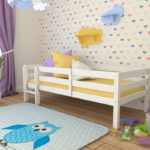 детские кровати с бортиками от 3 лет идеи интерьер