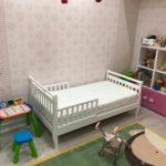 детские кровати с бортиками от 3 лет оформление