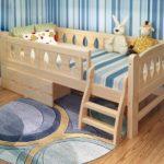 детские кровати с бортиками от 3 лет варианты