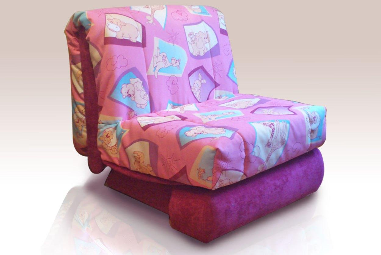 детское кресло кровать аккордеон