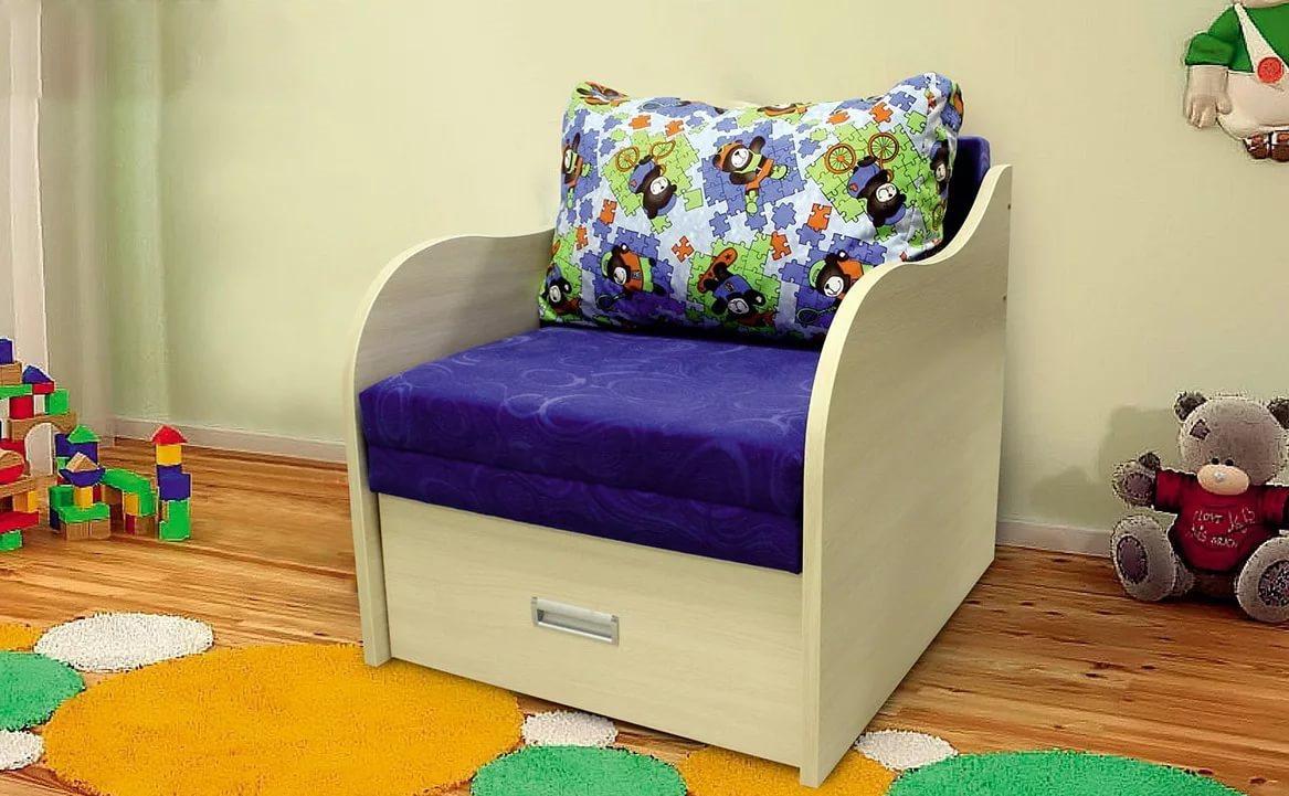 детское кресло кровать дизайн