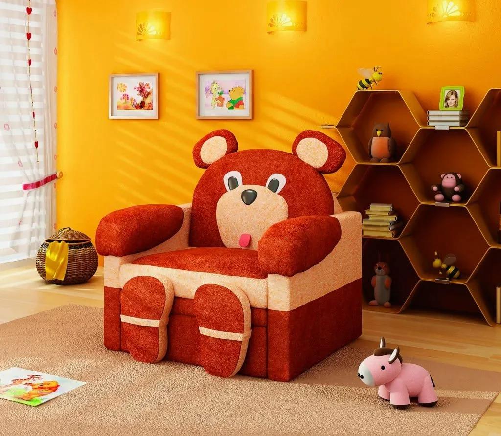 детское кресло кровать идеи дизайн