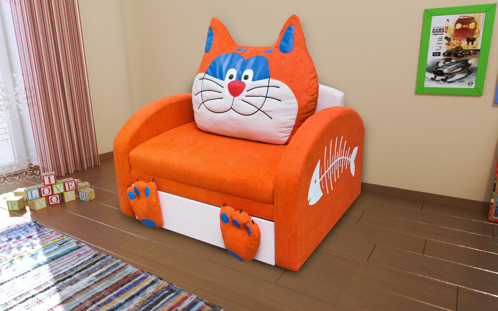детское кресло кровать идеи дизайна