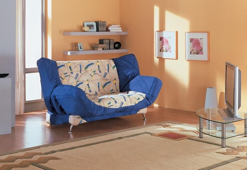 детское кресло кровать клик-кляк
