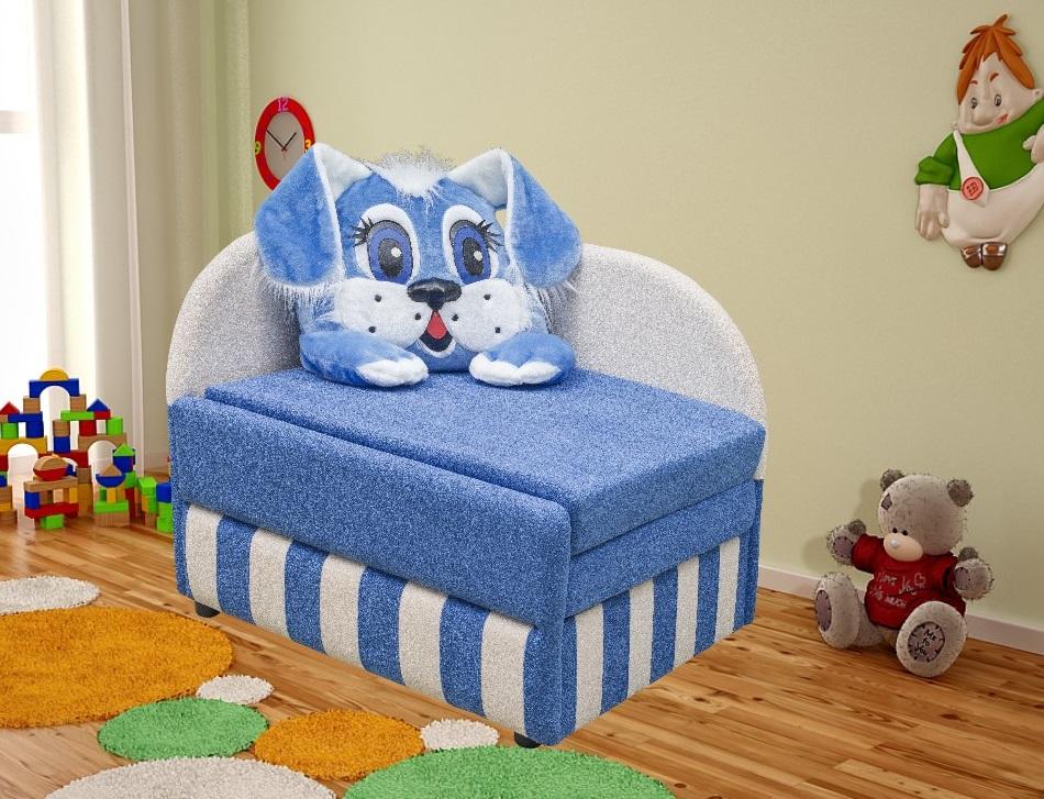 детское кресло кровать оформление фото