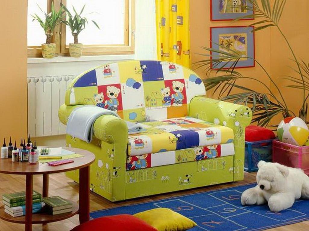 детское кресло кровать варианты