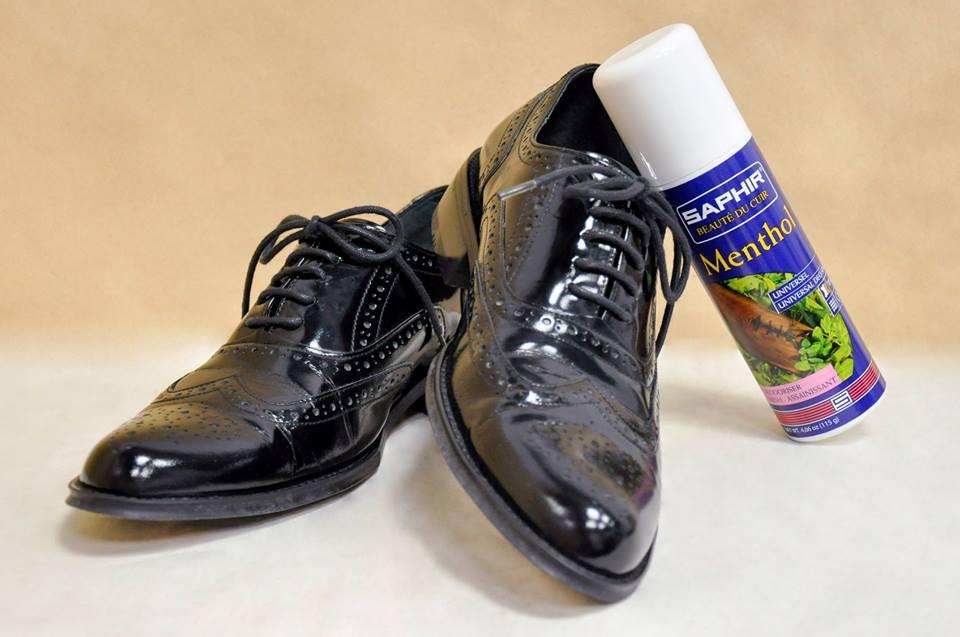 уход за обувью дезодорант