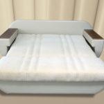 диван для сна оформление