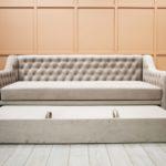 диван для сна фото оформления