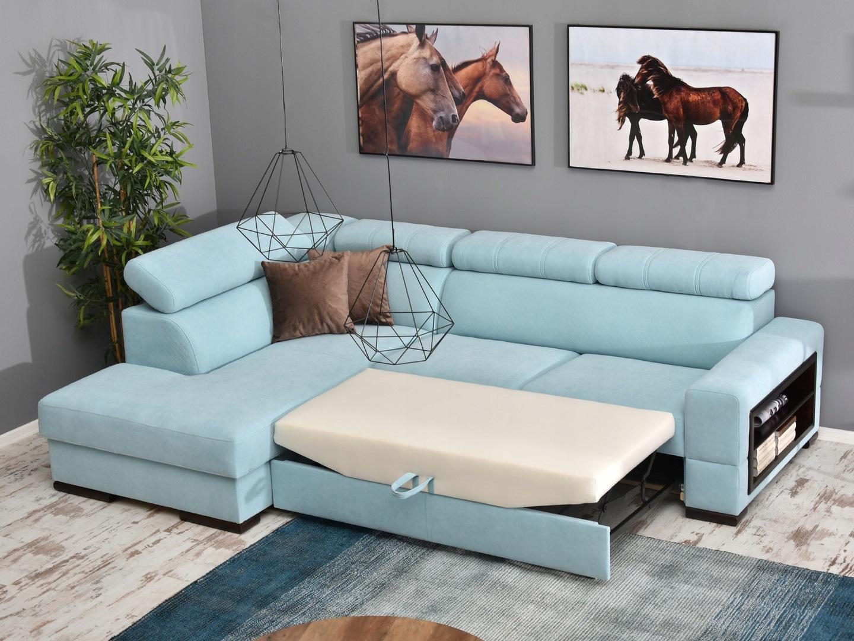 диван для сна угловой