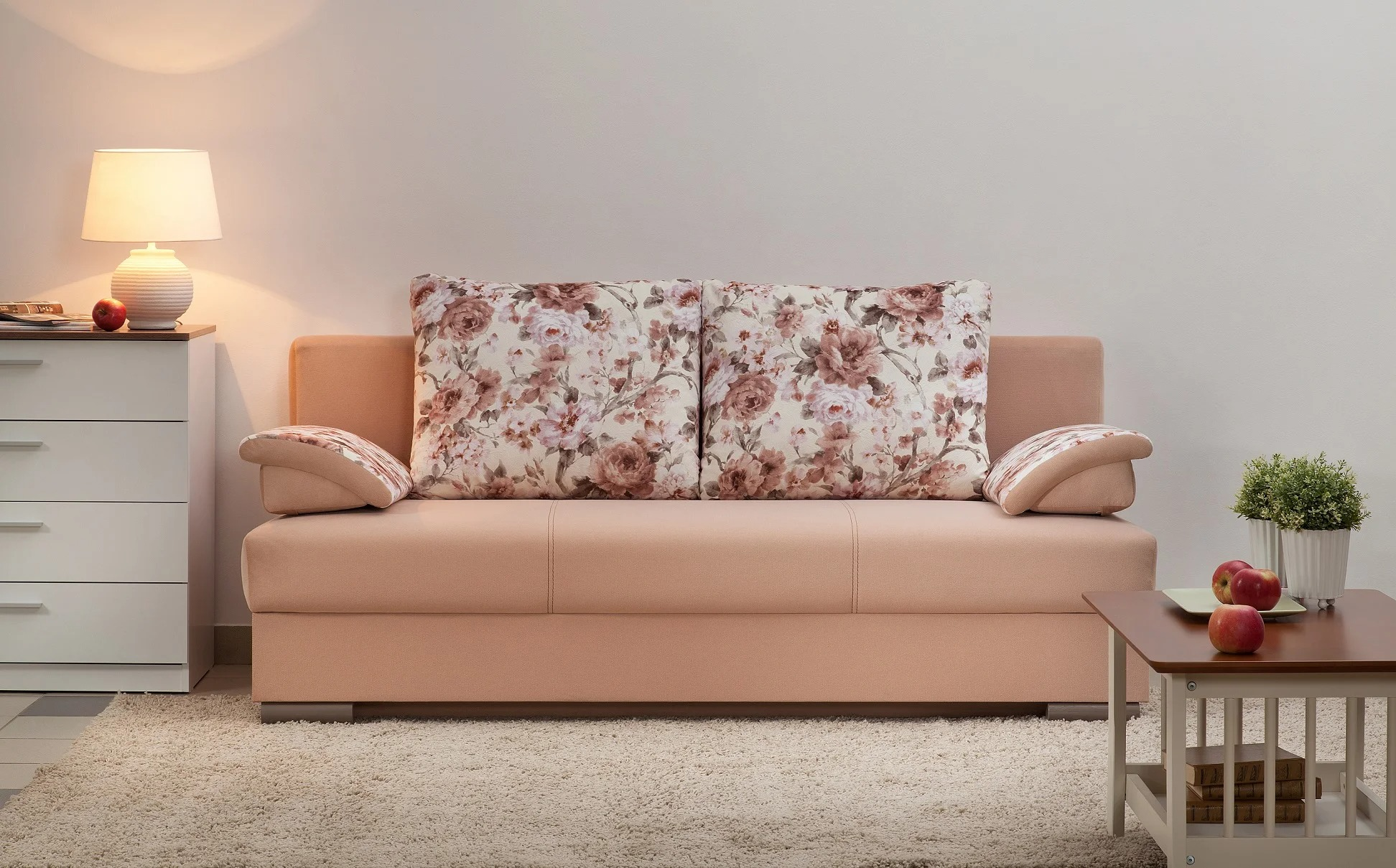 диван лира в интерьере