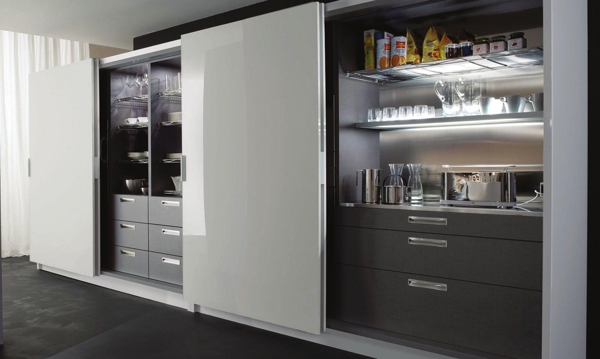 шкаф-купе для кухни