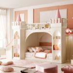 кровать-диван замок