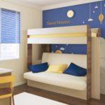 кровать-диван для мальчика