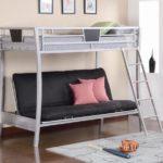 кровать-диван серая