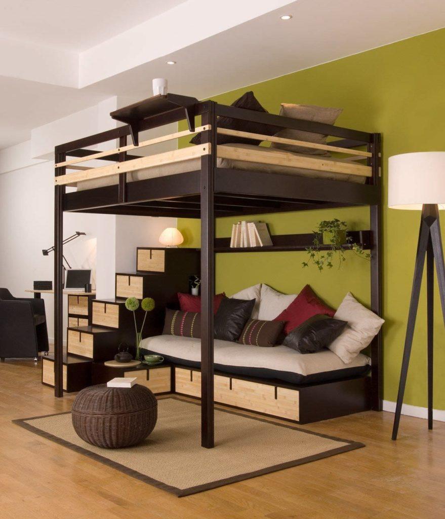 Покупка дивана-кровати