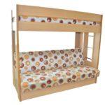 кровать-диван геометрия