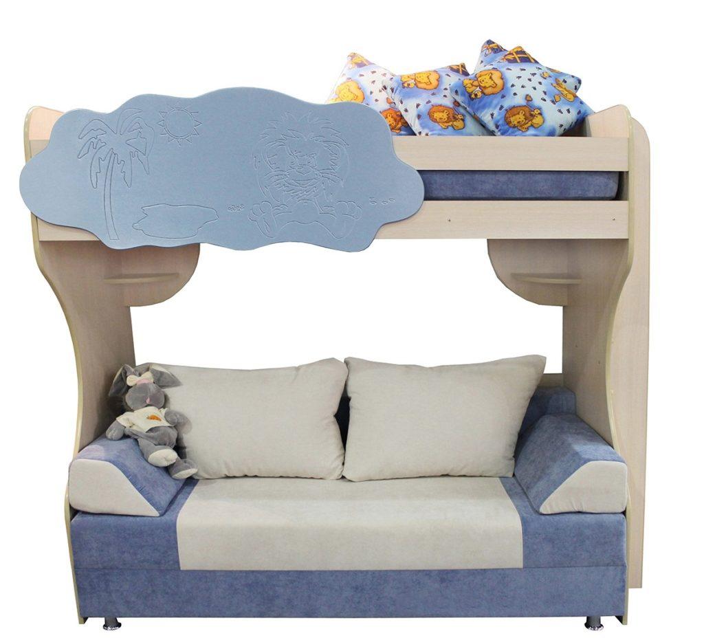 кровать-диван для пацана