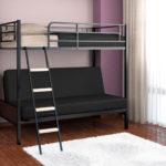 кровать-чердак с диваном стандарт