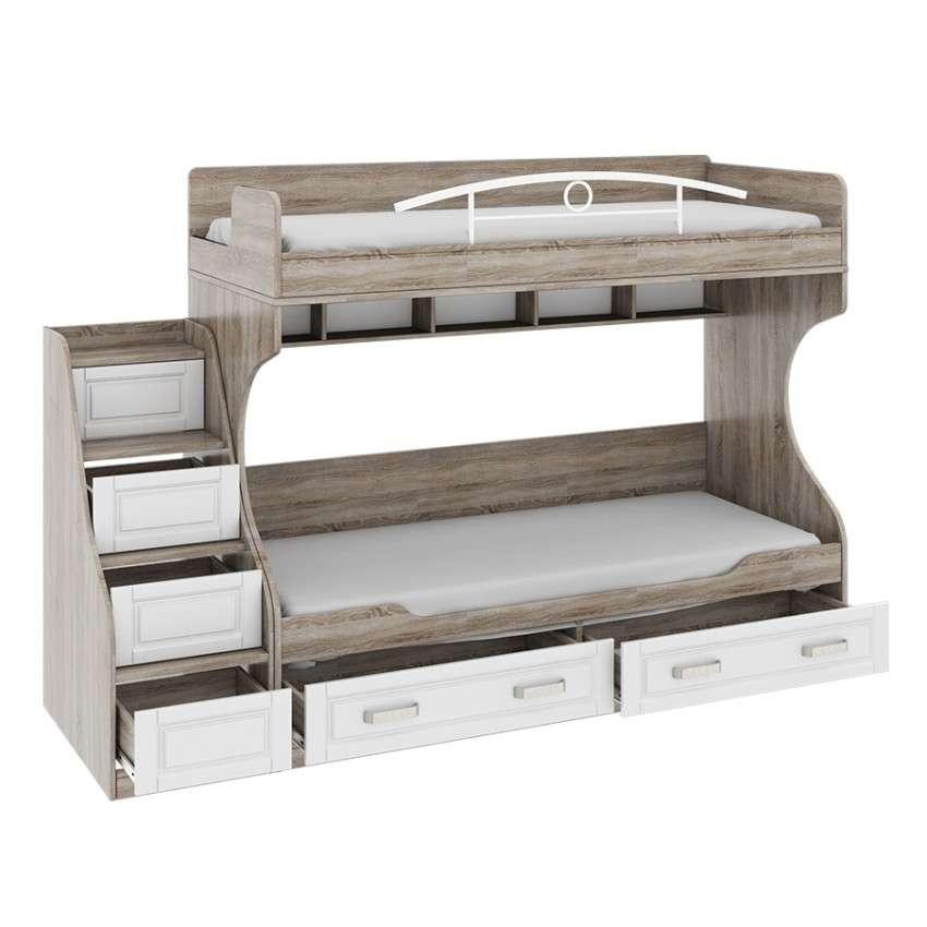 двухъярусных кроватей для детской
