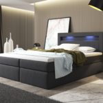 двуспальная кровать с ящиками идеи дизайна
