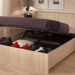 двуспальная кровать с ящиками идеи декор