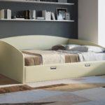 двуспальная кровать с ящиками идеи оформления