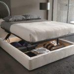 двуспальная кровать с ящиками варианты фото