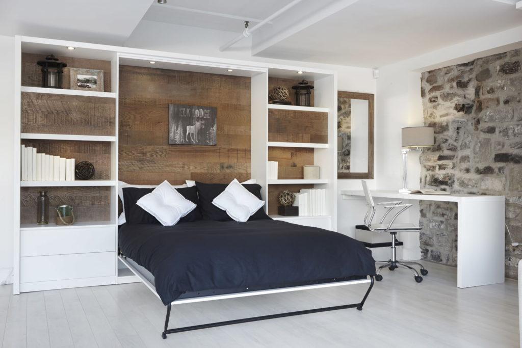 Выбор расположения кровати