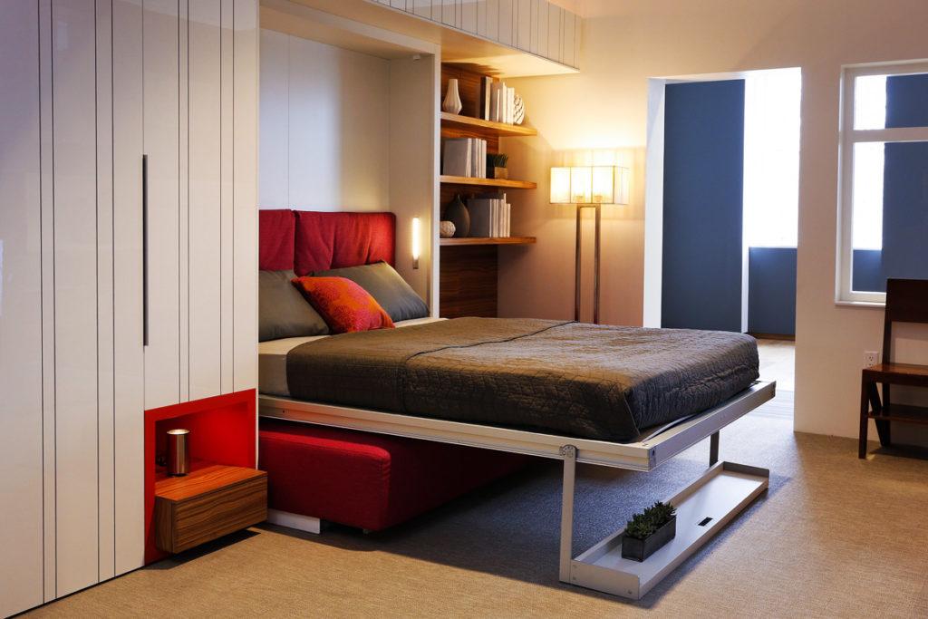стили кроватей