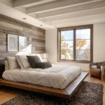 двуспальные кровати из массива дерева