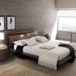 двуспальные кровати из массива дерева оформление