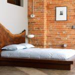 двуспальные кровати из массива дерева фото оформления