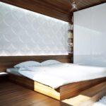 двуспальные кровати из массива дерева идеи варианты