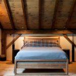 двуспальные кровати из массива дерева виды