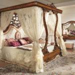 двуспальные кровати из массива дерева фото видов