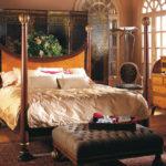 двуспальные кровати из массива дерева виды дизайна